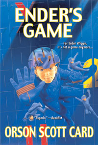 cover of the book Ender's game by Orson Scott Card