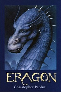 cover of the book Eragon by Christopher Paolini
