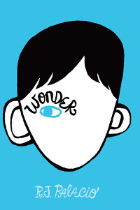 cover of the book Wonder by R.J. Palacio
