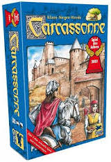 image of Carcassonne game