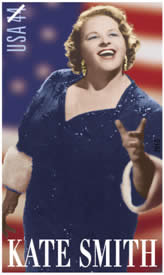 picture of the a Kate Smith stamp