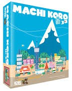 image of Machi Koro card game