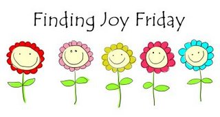 Finding Joy Friday