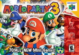photo of Mario Party 3 for the N64