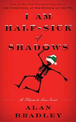image of the book I Am Half-Sick of Shadows by Alan Bradley