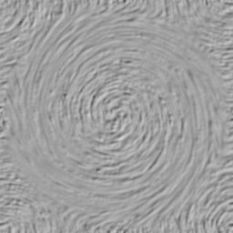 GIMP swirly-tile