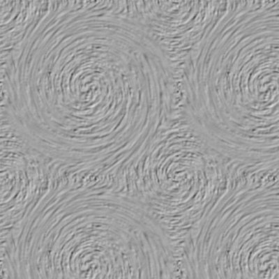 GIMP swirly-tile put together