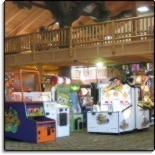 picture of the arcade at Wilderness Resort