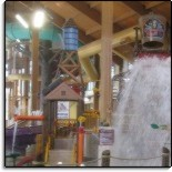 picture of the indoor waterpark at Wilderness Resort