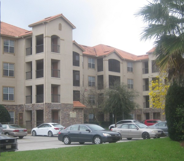 photo of the buildings at Tuscana Condominium Resort in Orlando, FL